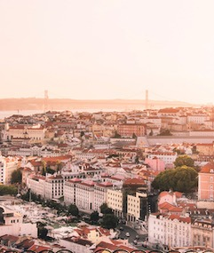 THE LIGHT OF LISBON